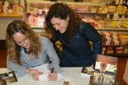 Shubie's Marketplace book signing spring 2014
