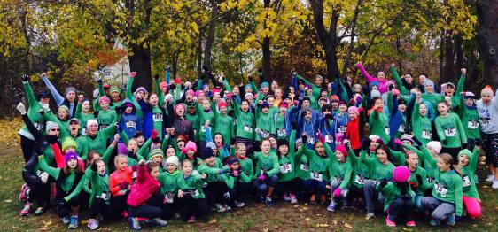Fit Girls Run Club Marblehead. 125 girls strong. 125 different goals. 125 success stories.