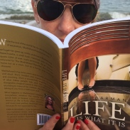 Need a new beach read? Want something to make you laugh, cry, and maybe wet your pants a little? Well don't wait another minute...buy your very own copy of LIFE: It Is What It Is on Amazon today!!