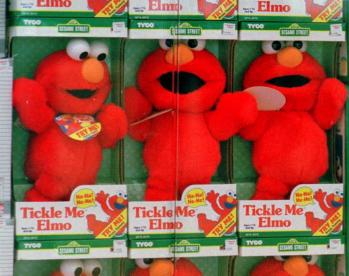 tickle-elmo