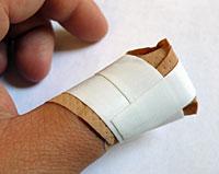 fingercut