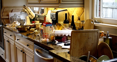 Kitchen-Mess